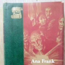Libros de segunda mano: ANA FRANK. DIARIO Y CUENTOS. OBRAS PERENNES. PLAZA Y JANES. 1971. Lote 140230914