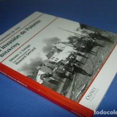 Libros de segunda mano: LA INVASION DE POLONIA: BLITZKRIEG. STEVEN J. ZALOGA Y HOWARD GERRARD. OSPREY PUBLISHING. TOMO DE L. Lote 149698120