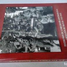 Libros de segunda mano: LA GUERRA EN SINGULAR-ANTONIO AREVALO-TESTIMONIOS COMBATIENTES ESPAÑOLES EN LA LIBERACIÓN DE PARIS. Lote 142116530