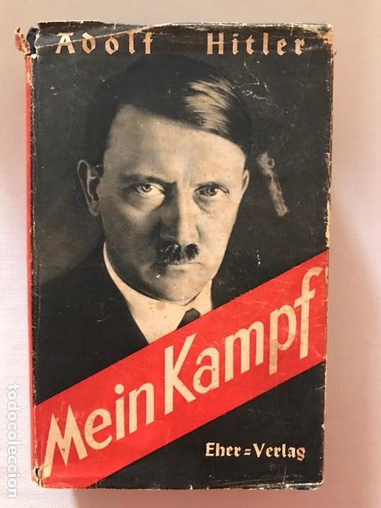 Hitler Zitate Mein Kampf