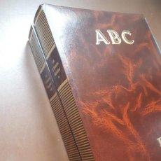 Libros de segunda mano: LA II GUERRA MUNDIAL - FASCÍCULOS ABC - SIN ENCUADERNAR. Lote 143161722