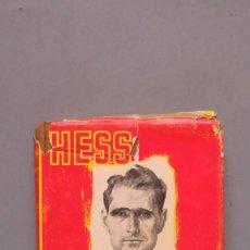 Libros de segunda mano: PRIMERA EDICION. 1954.- POR QUE HUI DE ALEMANIA. RUDOLF HESS. Lote 143843762