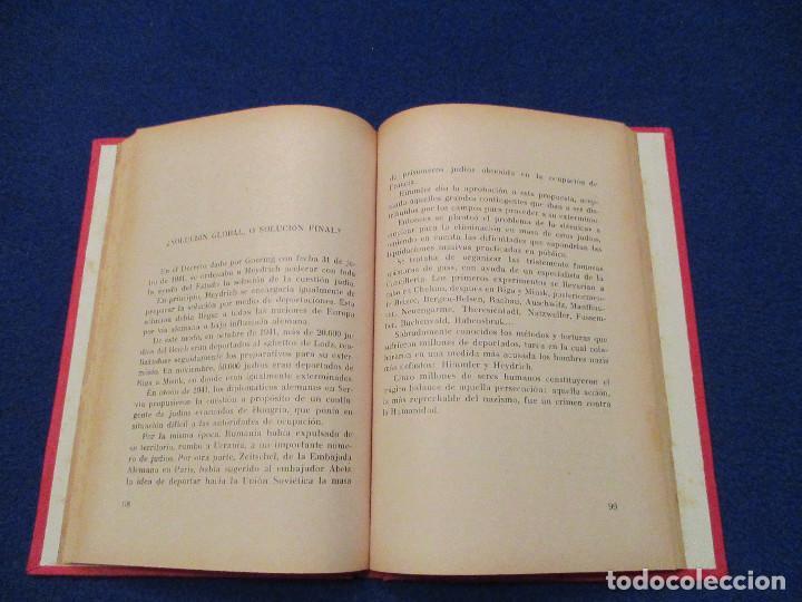 Libros de segunda mano: Como murieron HITLER y los suyos Karl Zheiger Ediciones Rodegar Barcelona 1963 - Foto 4 - 145408918