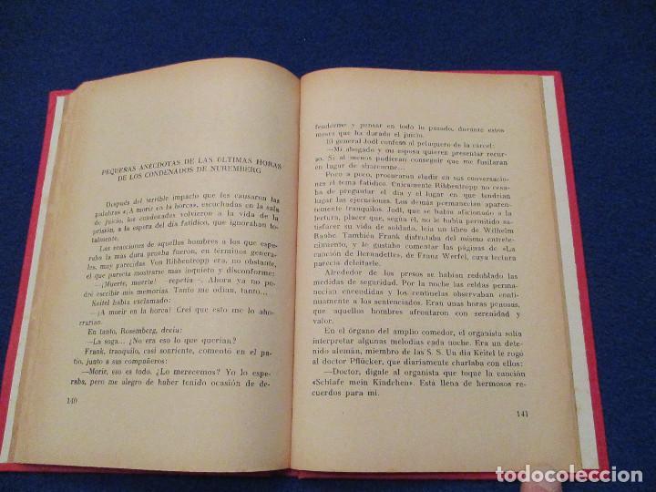 Libros de segunda mano: Como murieron HITLER y los suyos Karl Zheiger Ediciones Rodegar Barcelona 1963 - Foto 5 - 145408918