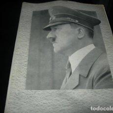 Libros de segunda mano: ILLUSTRIERTER BEOBACHTER UNSER FUHRER ZUM 50. GEBURTSTAG ADOLF HITLERS AM 20. APRIL 1939. Lote 148951206