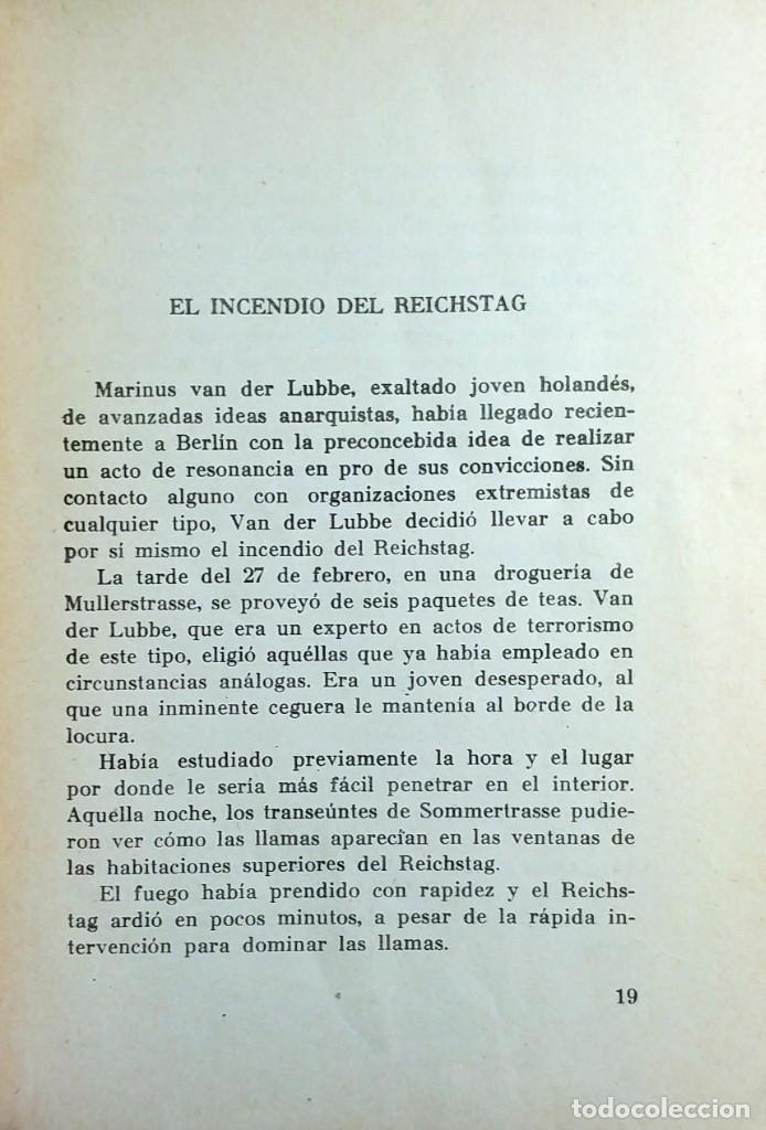 Libros de segunda mano: CÓMO MURIERON HITLER Y LOS SUYOS / KARL ZHEIGER. BARCELONA : EDICIONES RODEGAR, 1963. - Foto 3 - 148998142
