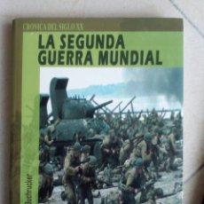 Libros de segunda mano: LA SEGUNDA GUERRA MUNDIAL. CRISTIAN BUCHRUCKER. Lote 149071894