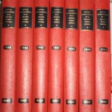 Libros de segunda mano: EDDY BAUER : HISTORIA CONTROVERTIDA DE LA SEGUNDA GUERRA MUNDIAL 1939-1945. (7 TOMOS. RIALP, 1967). Lote 149377722