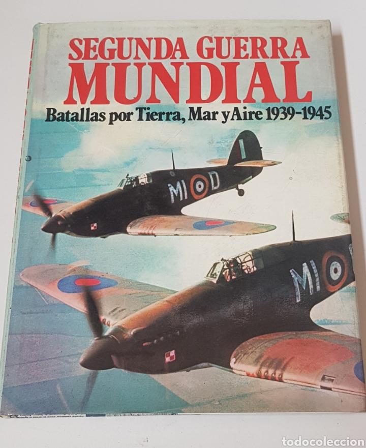SEGUNDA GUERRA MUNDIAL - BATALLAS TIERRA MAR AIRE - ARM05 (Libros de Segunda Mano - Historia - Segunda Guerra Mundial)