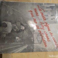 Libros de segunda mano: LA VIDA SIGUE SU CURSO MAS... HAY COSAS QUE NO SE OLVIDAN 1943 GUERRA AÉREA SOBRE EL PUEBLO ALEMÁN 2. Lote 151592990