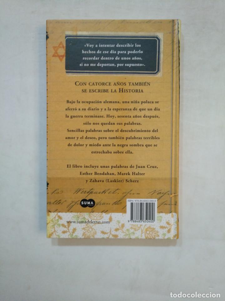 Libros de segunda mano: EL CUADERNO DE RUTKA. RUTKA LASKIER. Suma de Letras. TDK369 - Foto 2 - 151951834