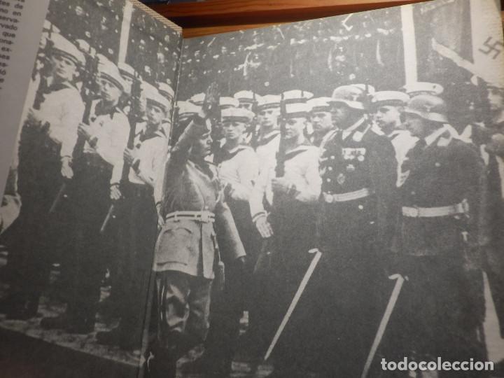 Libros de segunda mano: Libro - Fascismo - Ernst Nolte - De Mussolini a Hitler - Plaza y Janés 1975 - Foto 4 - 154613890