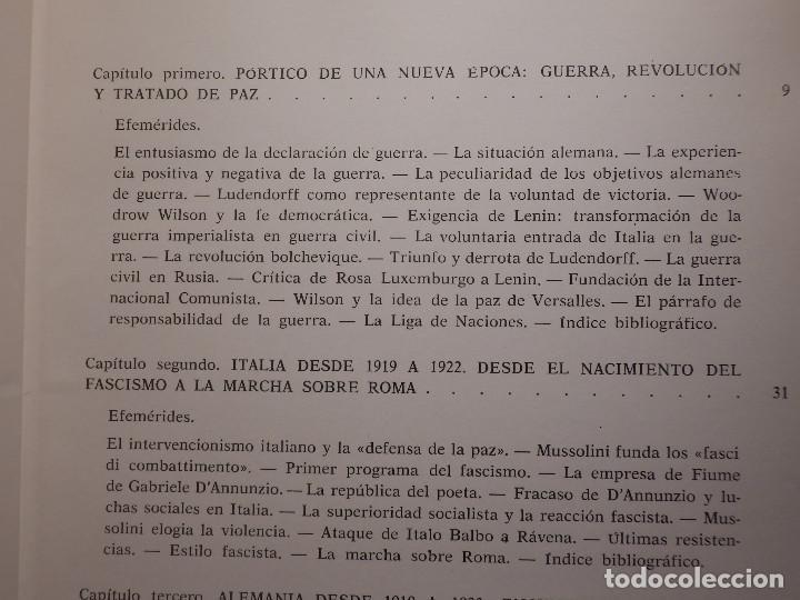 Libros de segunda mano: Libro - Fascismo - Ernst Nolte - De Mussolini a Hitler - Plaza y Janés 1975 - Foto 6 - 154613890