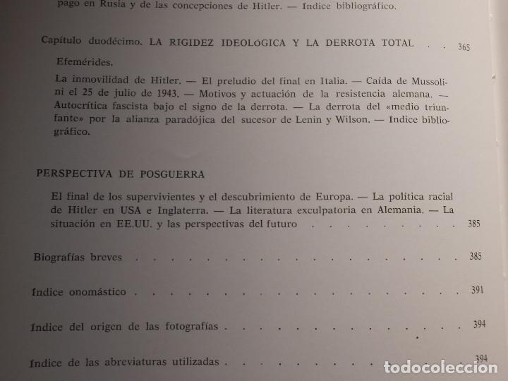 Libros de segunda mano: Libro - Fascismo - Ernst Nolte - De Mussolini a Hitler - Plaza y Janés 1975 - Foto 14 - 154613890