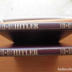 Libros de segunda mano: HITLER O YO HITLER DOS TOMOS EDICIONES NUEVA LENTE 1983. Lote 155054810