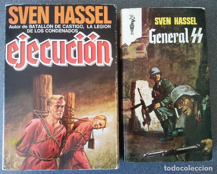 SVEN HASSEL EJECUCIÓN GENERAL SS (Libros de Segunda Mano - Historia - Segunda Guerra Mundial)