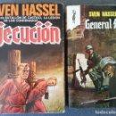 Libros de segunda mano: SVEN HASSEL EJECUCIÓN GENERAL SS. Lote 155250090
