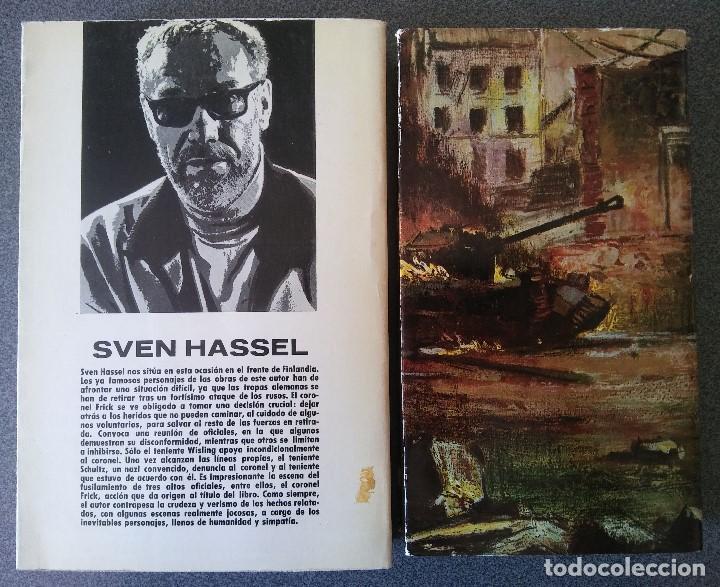 Libros de segunda mano: Sven Hassel Ejecución General SS - Foto 2 - 155250090