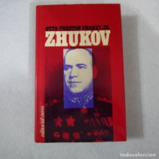 Libros de segunda mano: ZHUKOV - OTTO PRESTON CHANEY JR. - EDITORIAL EUROS - 1975. Lote 155626666