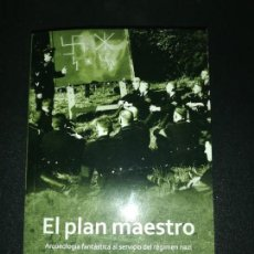Libros de segunda mano: HEATHER PRINGLE, EL PLAN MAESTRO . Lote 156001798