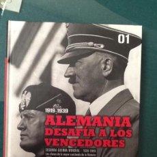 Libros de segunda mano - Alemania desafía a los vencedores 1919-1939, tomo 1 Segunda Guerra Mundial 1939-1945 - 156705338