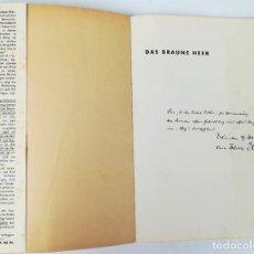 Libros de segunda mano: EL HERMANO MARRÓN. HEINRICH HOFFMANN. EDITORIAL TIEMPO DE HISTORIA. BERLÍN 1932. Lote 156986302