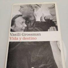 Libros de segunda mano: VIDA Y DESTINO. VASILI GROSSMAN. GALAXIA GUTENBERG. CÍRCULO DE LECTORES.. Lote 45921661