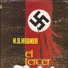 Libros de segunda mano: EL TERCER REICH. Lote 159673590