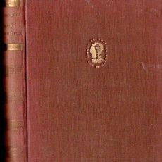 Libros de segunda mano: WINSTON CHURCHILL : GRANDES CONTEMPORÁNEOS (JOSÉ JANÉS, 1943). Lote 160037038