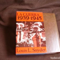 Libros de segunda mano: LA GUERRA 1939 - 1945. Lote 160107582