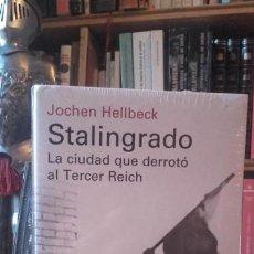 Libros de segunda mano: HELLBECK: STALINGRADO. LA CIUDAD QUE DERROTO AL TERCER REICH, (GALAXIA GUTENBERG).. Lote 166093917