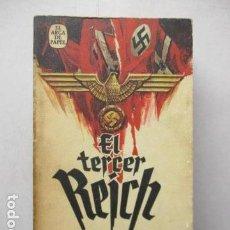 Libros de segunda mano: EL TERCER REICH DE H. S. HEGNER - EL ARCA DE PAPEL, PLAZA Y JANES. Lote 189796505