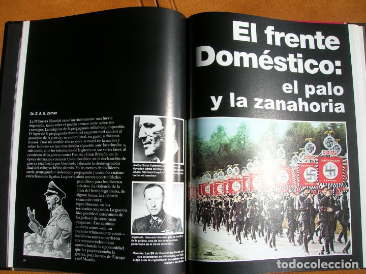 Libros de segunda mano: LIBRO EL TERCER REICH VOL,43 HITLER MAQUINA DE GUERRA TIME LIFE - Foto 2 - 162386898