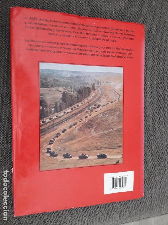 Libros de segunda mano: HITLER: MAQUINA DE GUERRA - Foto 4 - 162457282