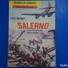 Libros de segunda mano: LIBRO DE SALERNO AÑO 1963 Nº 13 DE EDICIONES MARTE LOTE 19. Lote 162561402