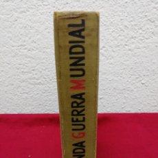 Libros de segunda mano: LA SEGUNDA GUERRA MUNDIAL. ENSAYO POLÍTICO-MILITAR, BAJO LA REDACCIÓN DEL GENERAL MAYOR I. ZUBKOV.. Lote 162676277