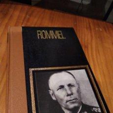 Libros de segunda mano: GRANDES JEFES MILITARES, ROMEL. Lote 163420410