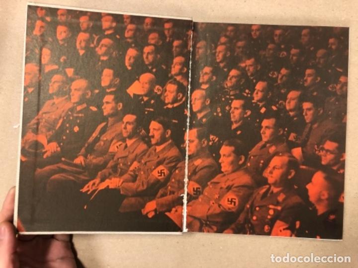 Libros de segunda mano: EL TERCER REICH (2 TOMOS) + LOS ÚLTIMOS CIEN DÍAS (LA TERMINACIÓN DE LA SEGUNDA GUERRA MUNDIAL). ED. - Foto 4 - 280558203