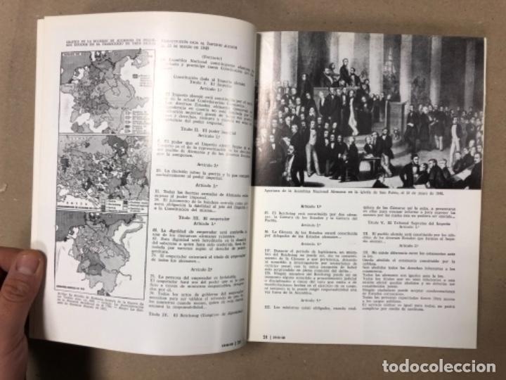Libros de segunda mano: EL TERCER REICH (2 TOMOS) + LOS ÚLTIMOS CIEN DÍAS (LA TERMINACIÓN DE LA SEGUNDA GUERRA MUNDIAL). ED. - Foto 7 - 280558203