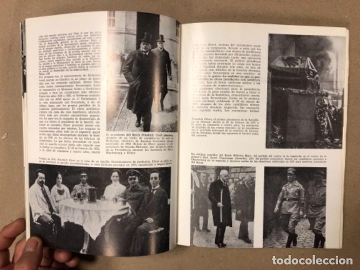 Libros de segunda mano: EL TERCER REICH (2 TOMOS) + LOS ÚLTIMOS CIEN DÍAS (LA TERMINACIÓN DE LA SEGUNDA GUERRA MUNDIAL). ED. - Foto 8 - 280558203