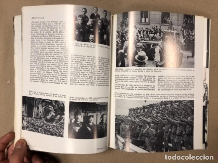 Libros de segunda mano: EL TERCER REICH (2 TOMOS) + LOS ÚLTIMOS CIEN DÍAS (LA TERMINACIÓN DE LA SEGUNDA GUERRA MUNDIAL). ED. - Foto 9 - 280558203