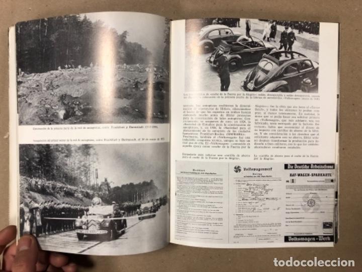 Libros de segunda mano: EL TERCER REICH (2 TOMOS) + LOS ÚLTIMOS CIEN DÍAS (LA TERMINACIÓN DE LA SEGUNDA GUERRA MUNDIAL). ED. - Foto 10 - 280558203
