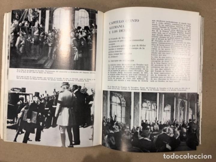 Libros de segunda mano: EL TERCER REICH (2 TOMOS) + LOS ÚLTIMOS CIEN DÍAS (LA TERMINACIÓN DE LA SEGUNDA GUERRA MUNDIAL). ED. - Foto 11 - 280558203