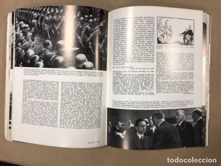 Libros de segunda mano: EL TERCER REICH (2 TOMOS) + LOS ÚLTIMOS CIEN DÍAS (LA TERMINACIÓN DE LA SEGUNDA GUERRA MUNDIAL). ED. - Foto 12 - 280558203