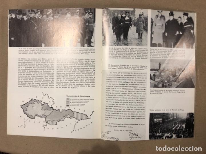 Libros de segunda mano: EL TERCER REICH (2 TOMOS) + LOS ÚLTIMOS CIEN DÍAS (LA TERMINACIÓN DE LA SEGUNDA GUERRA MUNDIAL). ED. - Foto 14 - 280558203