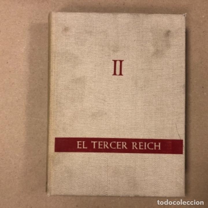 Libros de segunda mano: EL TERCER REICH (2 TOMOS) + LOS ÚLTIMOS CIEN DÍAS (LA TERMINACIÓN DE LA SEGUNDA GUERRA MUNDIAL). ED. - Foto 16 - 280558203