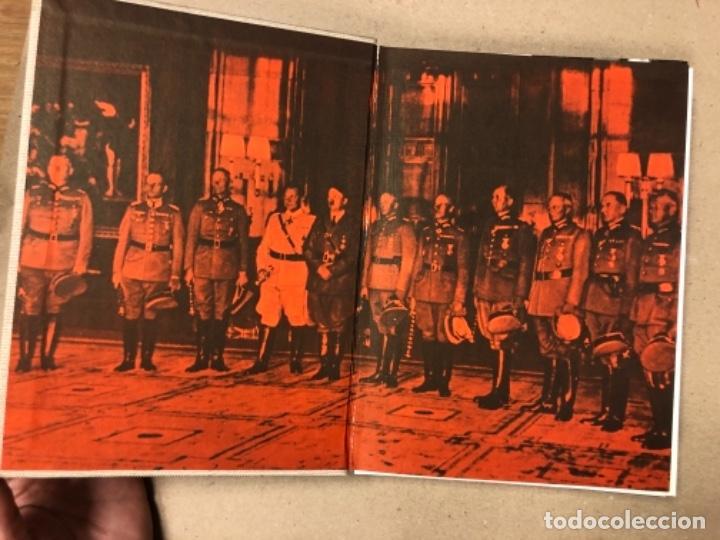 Libros de segunda mano: EL TERCER REICH (2 TOMOS) + LOS ÚLTIMOS CIEN DÍAS (LA TERMINACIÓN DE LA SEGUNDA GUERRA MUNDIAL). ED. - Foto 17 - 280558203