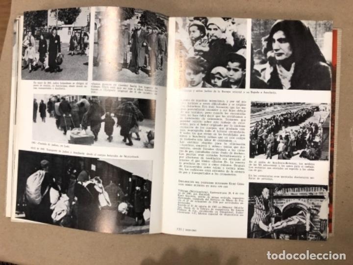 Libros de segunda mano: EL TERCER REICH (2 TOMOS) + LOS ÚLTIMOS CIEN DÍAS (LA TERMINACIÓN DE LA SEGUNDA GUERRA MUNDIAL). ED. - Foto 21 - 280558203