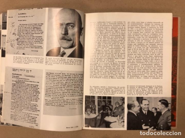 Libros de segunda mano: EL TERCER REICH (2 TOMOS) + LOS ÚLTIMOS CIEN DÍAS (LA TERMINACIÓN DE LA SEGUNDA GUERRA MUNDIAL). ED. - Foto 22 - 280558203