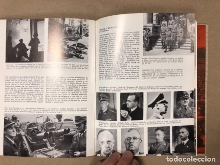 Libros de segunda mano: EL TERCER REICH (2 TOMOS) + LOS ÚLTIMOS CIEN DÍAS (LA TERMINACIÓN DE LA SEGUNDA GUERRA MUNDIAL). ED. - Foto 23 - 280558203